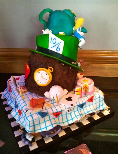 The Birthday Cake!