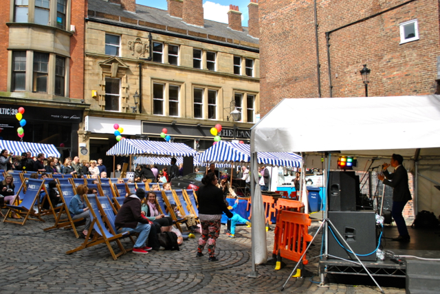 Festival Fun in the High Bridge Quarter