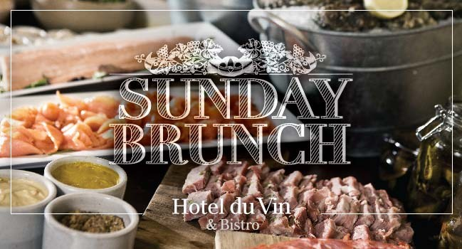 sunday brunch hdv