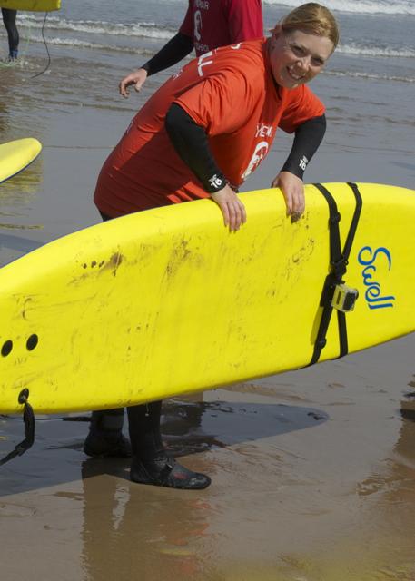 tynemouth surfing 1