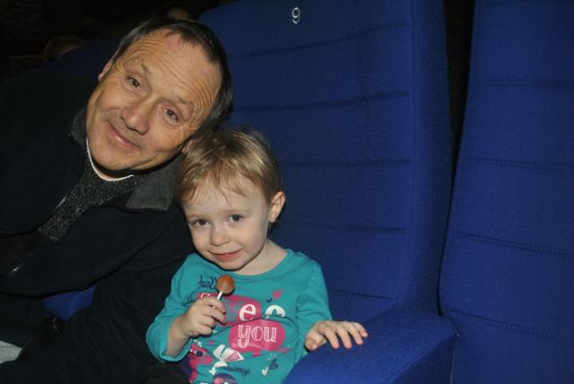 emily and grandad cinema
