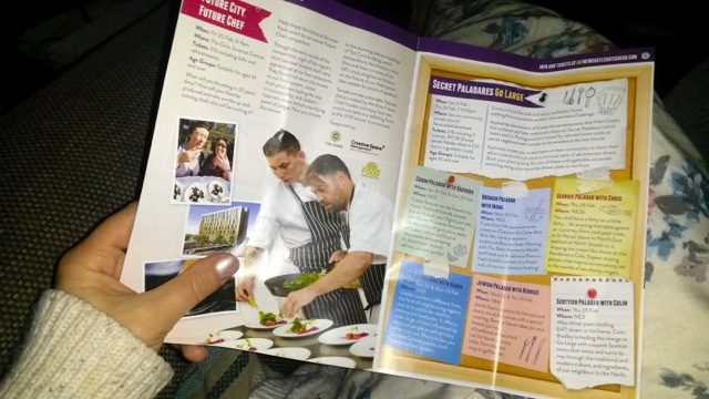 eat brochure