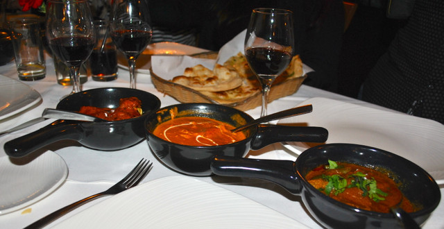 Spice sommelier evening at angeethi life in geordieland for Angeethi indian cuisine leesburg