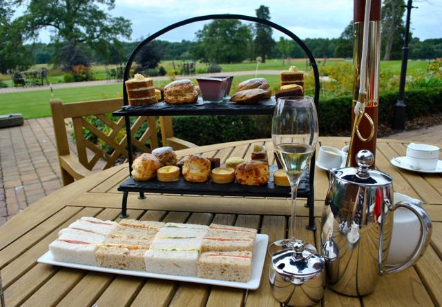 rockliffe afternoon tea