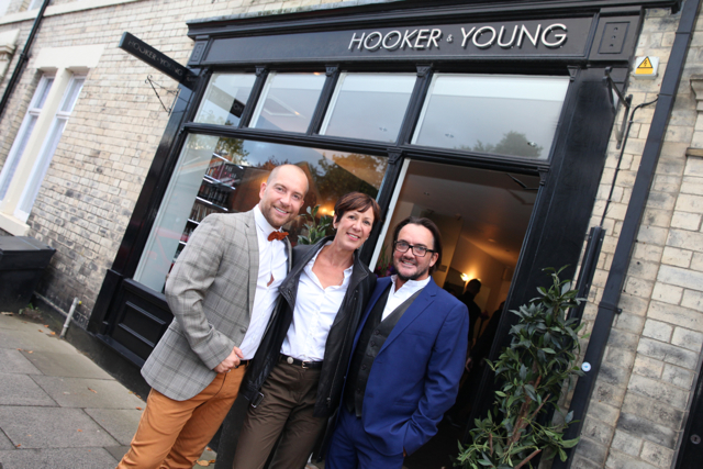 hooker and young