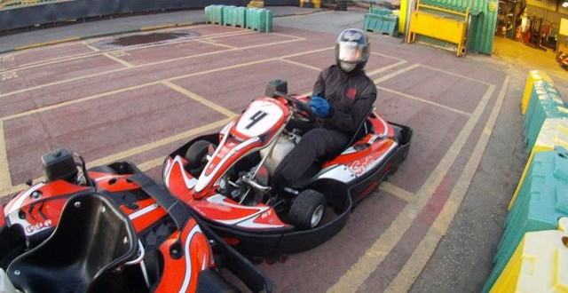 blog about karting