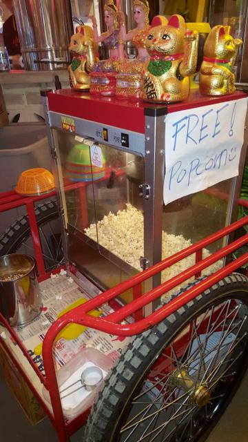 zaap free popcorn