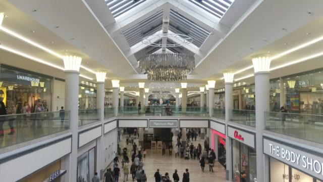 Intu Metrocentre is a mecca for shopaholics!