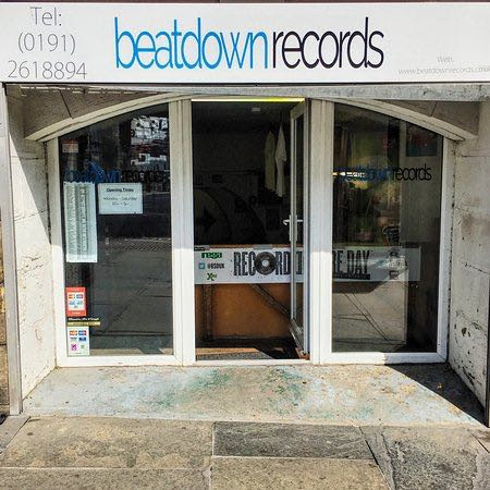 Beatdown Records newcastle