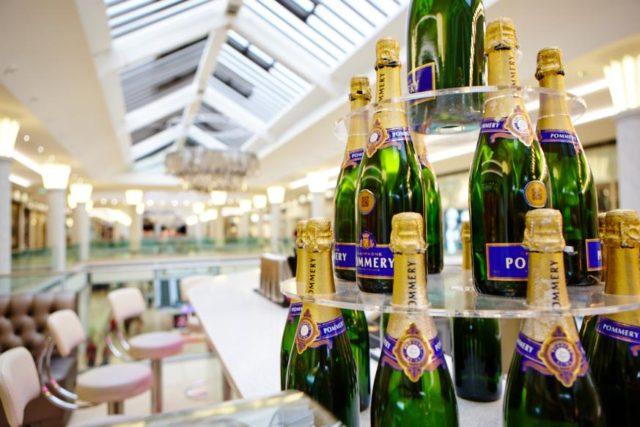 champagne bar metrocentre