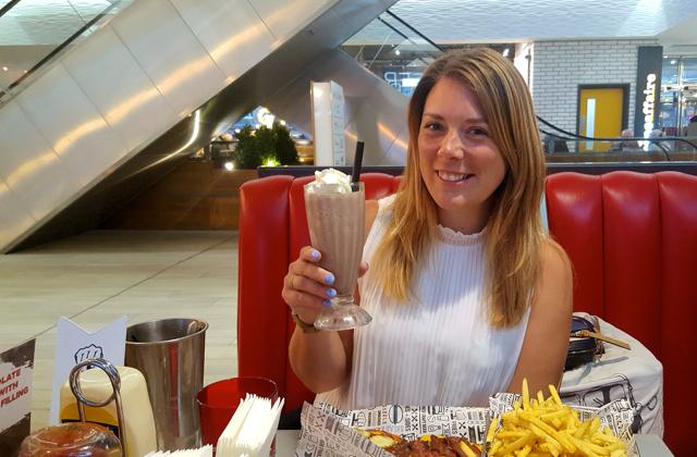 blogger reviews smash burger newcastle eldon square