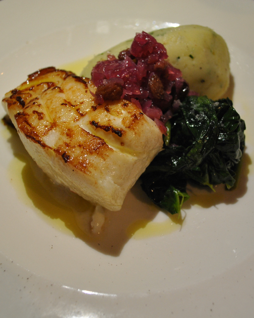 roasted cod newcastle caffe vivo