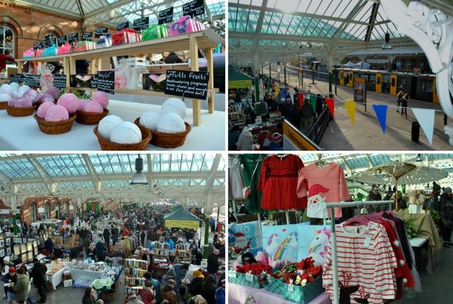 indoor market local traders north tyneside