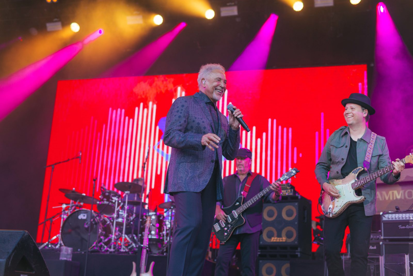 Tom Jones concert review